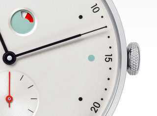 metro watch for nomos glashütte // project assistance at studio mark braun